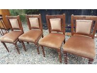Dining Table and Chair Set For Sale