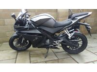 Yamaha R125 - pre owned - excellent condition