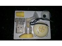 Breast pump for salewith extras