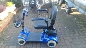 eco 4 car boot mobility scooter