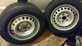 Van wheels