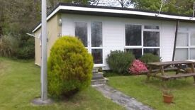REDUCED!!!!! Last Minute Break in Cornwall - 9th-16th June in lovely holiday bungalow with views