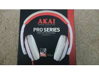 AKAI Pro Series Over-Ear Headphones with free UK delivery