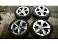 Audi a3 alloys