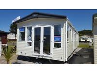 Stunning Static Caravan For Sale With Bath - West Scotland Ayrshire Sundrum Castle Holiday Park
