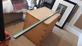 Brass Carpet Threshold Strip