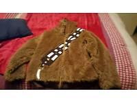 Starwars chewbacca coat