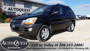 2006 Kia Sportage LX - AFFORDABLE & RELIABLE! WINTER TIRES INCL!