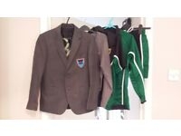 Marlwood, Alveston yr 7 boys uniform. All items as new from Initially Yours - worn for 6 wks only.