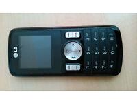 LG GB102 - Black Mobile Phone Classic Handset