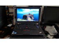 Lenovo thinkpad t420 windows 7 500g hard drive 6g memory wifi webcam dvd drive core i5