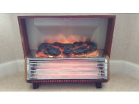 BERRY NEWBERRY MAGICOAL 3 BAR ELECTRIC FIRE.