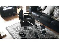 """Swift TR41 (16"""") Transit Wheelchair"""