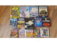 Atari ST games bundle. Working. Good condition. rare titles!