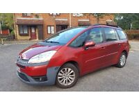 2007 Citroen C4 Picasso 7 VTR+ 16V, 1.8 L Petrol, 5 Speed Manual, 7 SEATER, HPI CLEAR,GREAT CAR