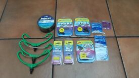 carp / coarse fishing end tackle (all brand new)