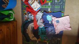 Toddler boys 2-3 year clothing bundle