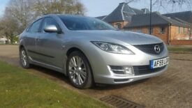 Mazda 6, TS2, 2.2 D, 2009, manual, hatchback Very good condition.