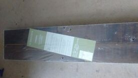 New Schreiber solid wood flooring in caramel