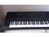 In excellent working condition is a well looked after Yamaha PSR 5700 keyboard with Stand&dust cover