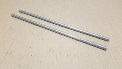 304 Stainless Steel 516 Round 12 Long Bars Rods 2 Pack