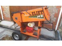 Eliet Prof IV Hydro Petrol Shredder Chipper