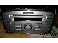 Ford stereo