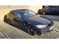 BARGAIN!!! BMW 3 SERIES 335D M SPORT SALOON 2008 (57) SALVAGE DAMAGED RUN AND DRIVE