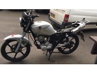 ** Sym 125cc motorbike *** VERY CHEAP!!