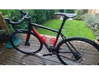 2015 Saracen Hack 2 Road / Cross / Commuter / Urban bike less than a year old. RRP £950
