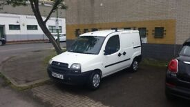 Panel Van, Fiat Doblo 2003. Great condition!!
