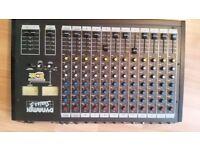 Vintage Dynamix3 mixing Desk