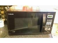 Adobe microwave