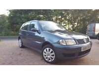Volkswagen Polo 1.4 S 5dr 2001