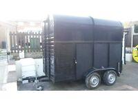 bahill horse pony trailer (box)