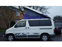 MAZDA BONGO CAMPER VAN 4 BERTH 6 SEAT WITH NEW KITCHEN & ELEC ROOF, OUTSTANDING COND, FINANCE AVAIL
