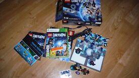 Lego dimensions xbox 360 game