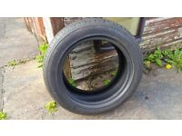 Kumho Ecsta 185/55 R15 (82) 185 55 R15 Only covered 2000 miles