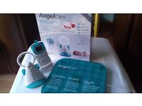 ANGELCARE BABY SOUND AND MOVEMENT MONITOR.