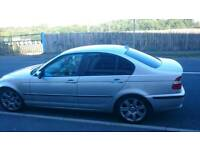 Bmw 320d extremely low miles.