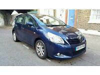 Toyota Verso T Spirit breaking and selling parts 2009