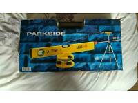 Parkside lazer spirit level
