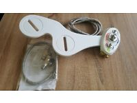 KB Bidet AB-9000-B Hot and Cold Water Bidet Toilet Attachment