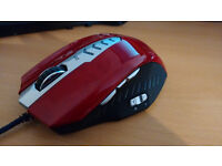Perixx MX-3000 red mouse
