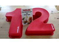 21 cake mould