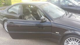 BMW 318 2.0 Ci SE COUPE 2003 3DOOR BLACK