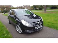 Vauxhall Corsa 1.6 i 16v SRi 3dr 2 KEYS, LONG MOT, HPI CLEAR