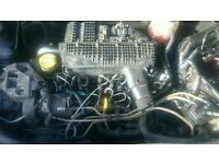 1.5dci clio engine still in car full engine runing mint full engine 200 can be seen wrkin