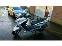 Sym 300 cc evo Gts scooter for sale