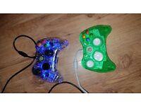 2 x controller Xbox 360